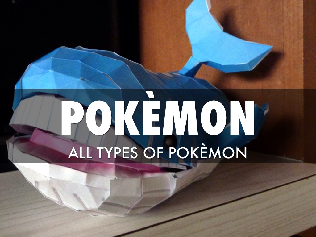 The Wonders Of Pokemon
