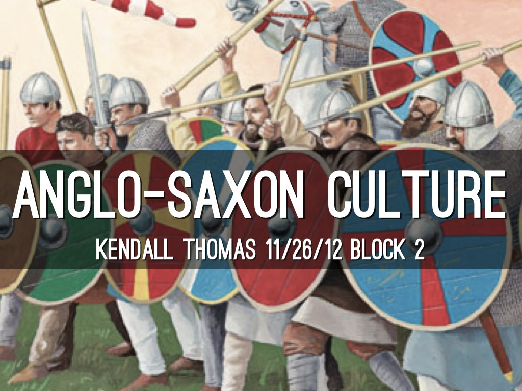 the anglo saxon culture The consequences of the norman conquest: humanities history & culture the consequences of the norman conquest share flipboard email historians now believe the reality is more nuanced, with more inherited from the anglo-saxons.