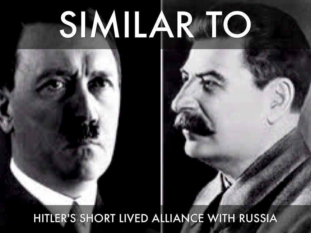 similarities between stalin and hitler essay The complexity of stalin's character and his role becomes most apparent when a comparison is attempted between him and hitler their similarities are numerous and striking.