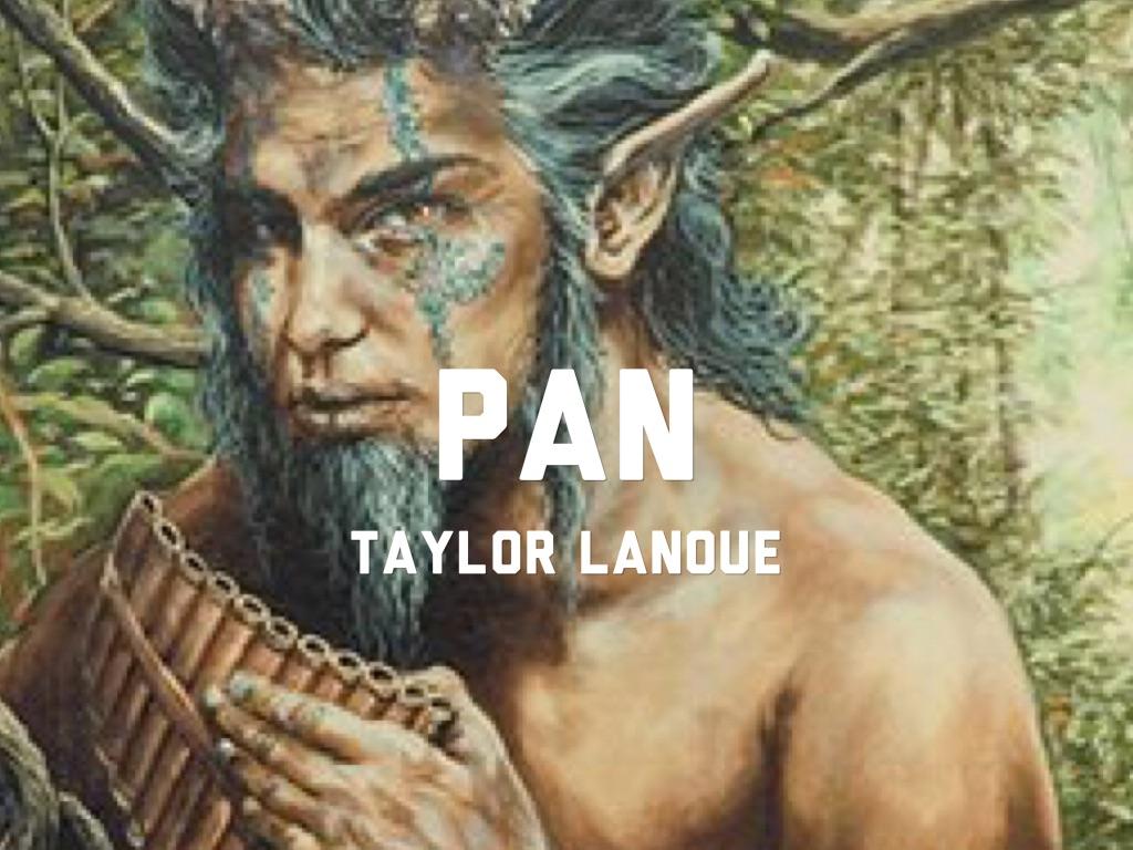 Greek god pan by taylor lanoue slide notes buycottarizona