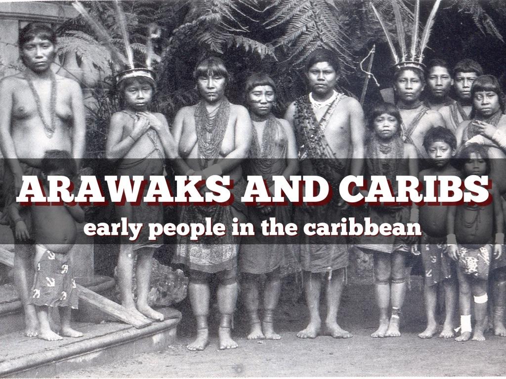 caribs and arawaks