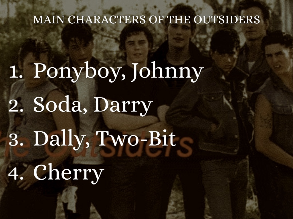 the triumphs of two gangs in the outsiders by s e hinton The outsiders (click to select text) recent board topics please drop by and sign up [submit essay] - - - copyright 2003 essayfarmcom.