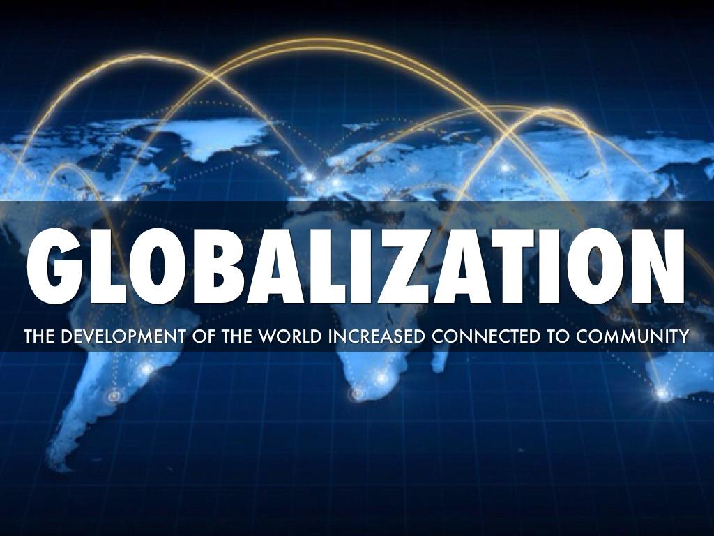 globalization by luke borom