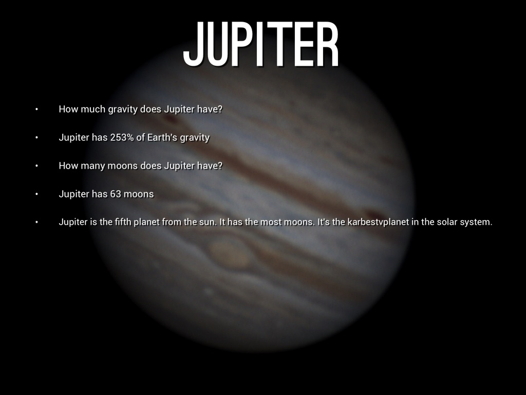 how much moons does jupiter have - photo #15
