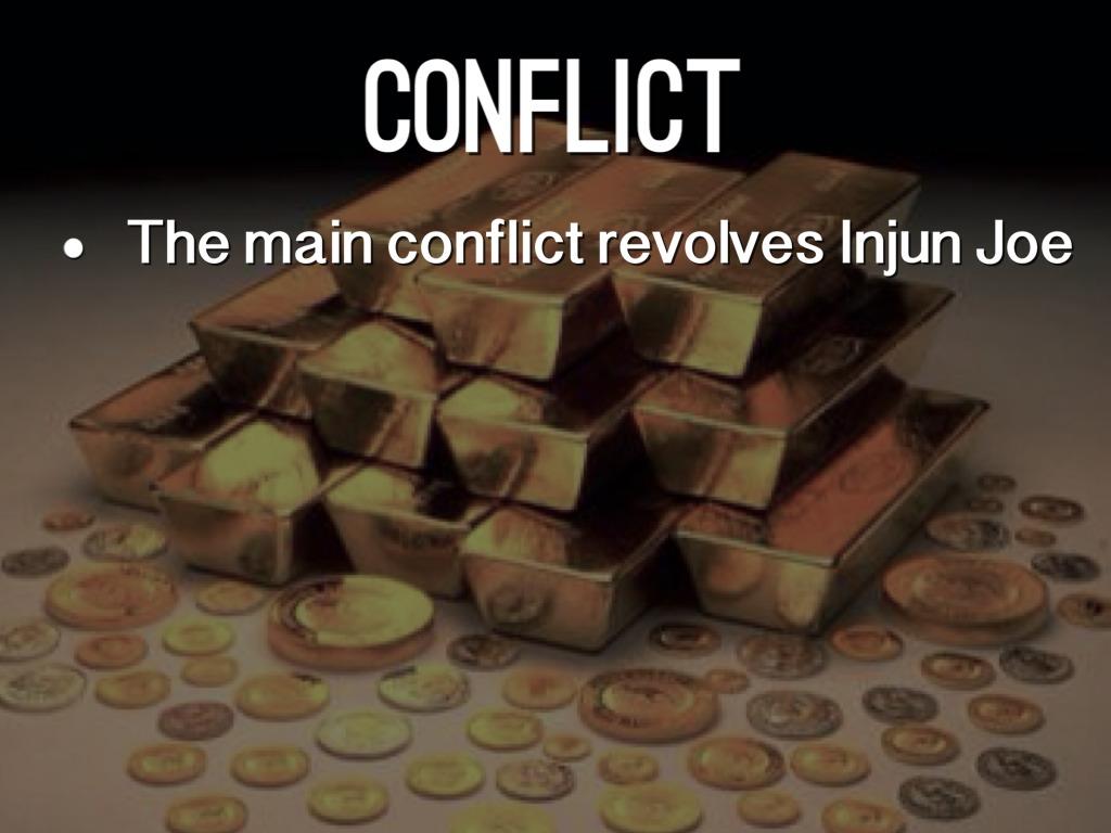 tom sawyer conflict