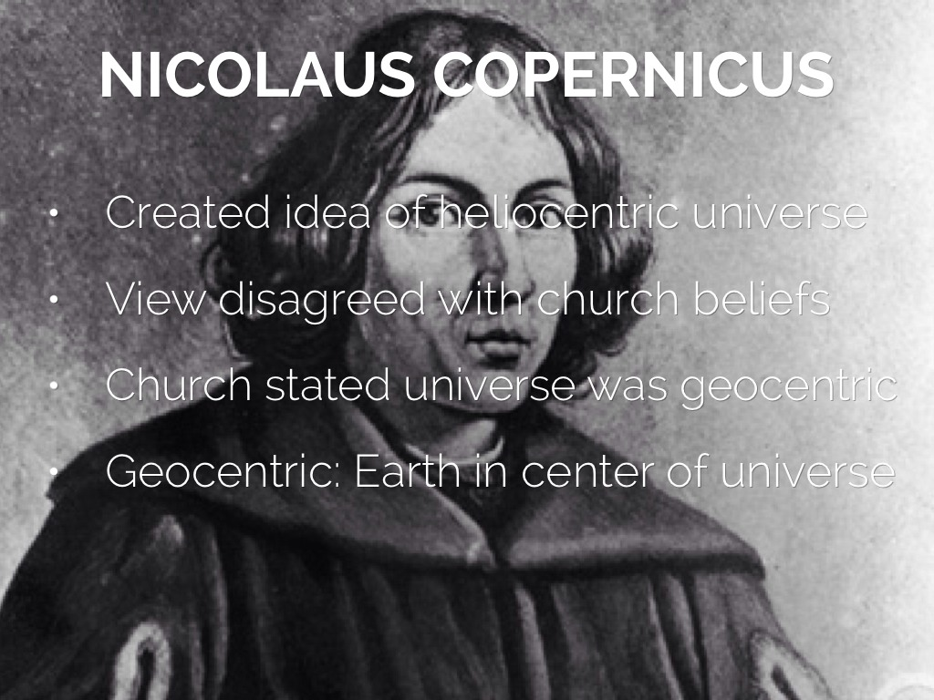 Nicolaus Copernicus Famous Quotes: The Scientific Revolution By Sara Chamard