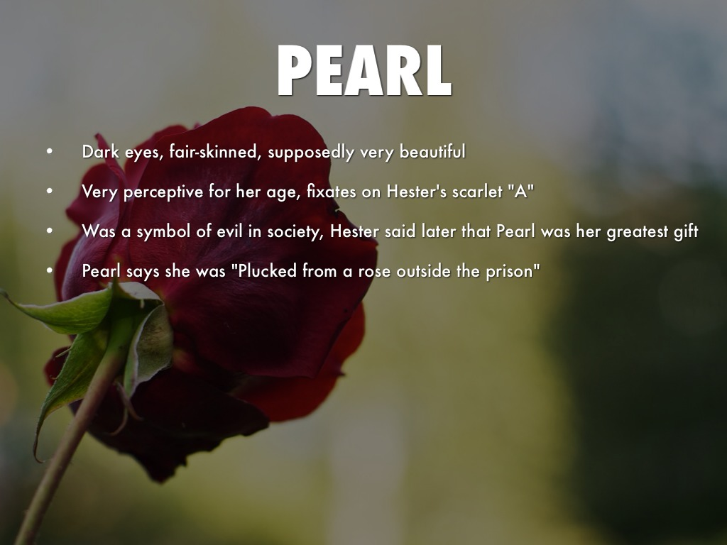 the portrayal of evil in the scarlet letter Get everything you need to know about pearl in the scarlet letter analysis, related quotes, timeline  with sin and evil, but pearl is first and foremost a .