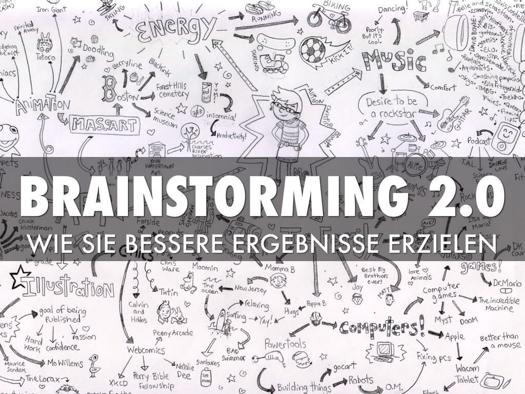 Brainstorming 2.0