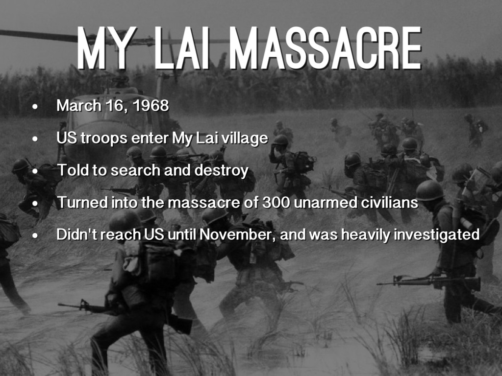 Image result for the mai lai massacre