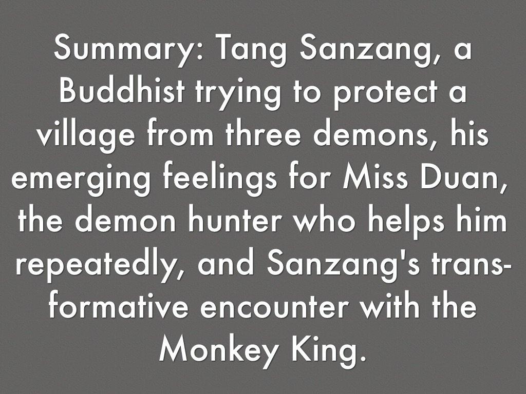 Journey To The West Conquering The Demons By Kong Her