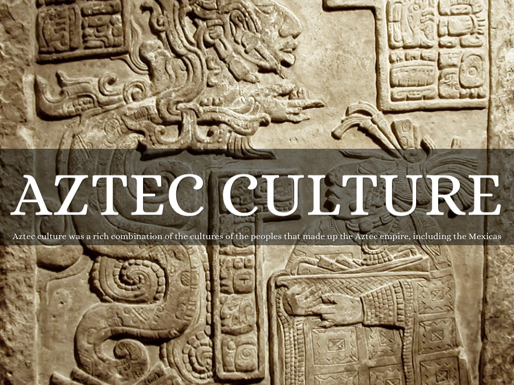 culture aztecs Students conduct research and present a brief report about the aztec culture in mexico.