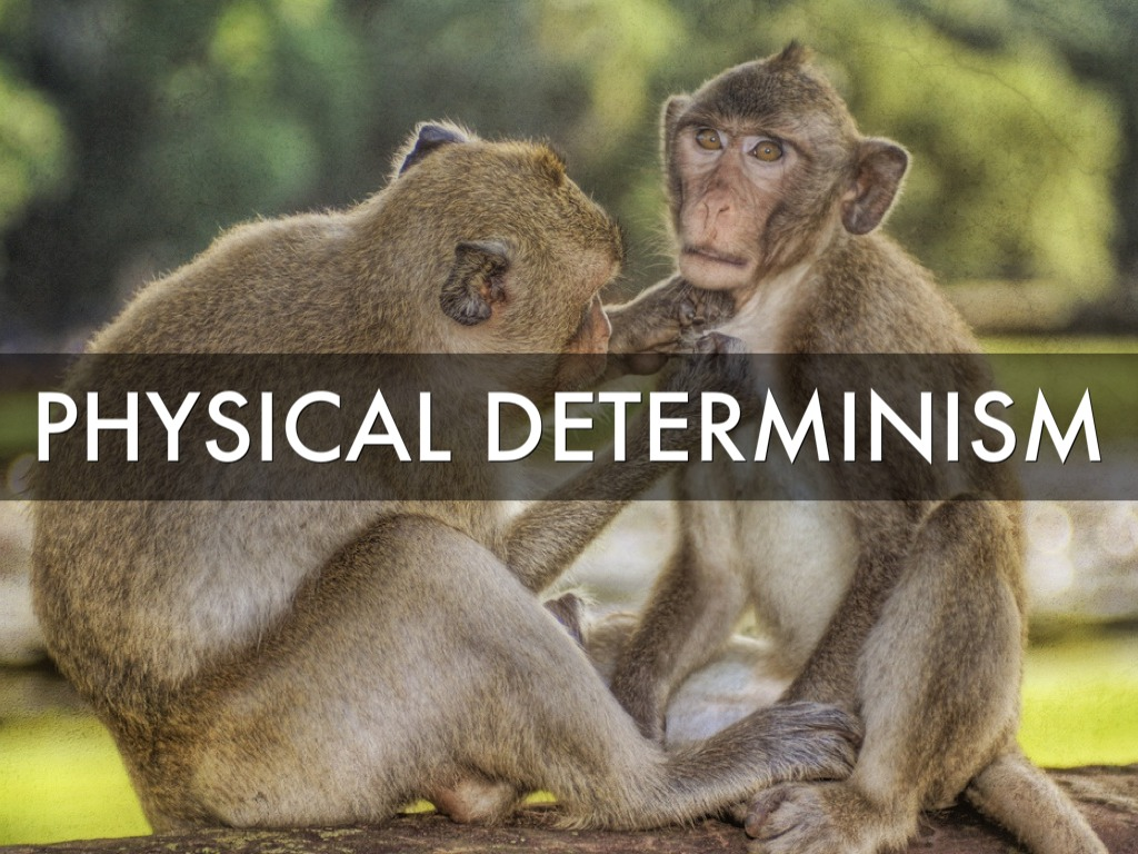 a comparison between fatalism and determinism The following argument will attempt to show that determinism and autonomy are   namely, if this attitude is determined, this would seem to suggest a fatalistic   that is a profound statement, but in comparison with the absolute situational.