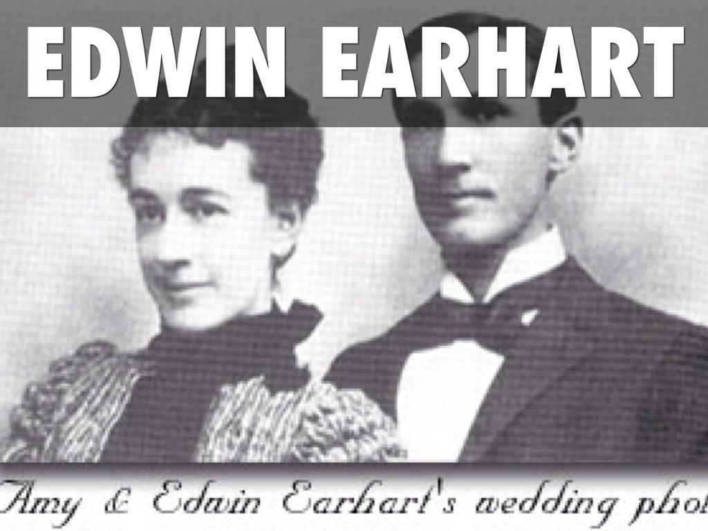 Edwin earhart