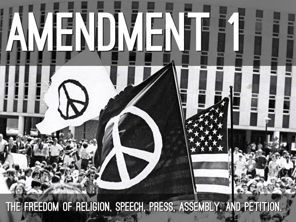 bill of rights essay by candice booker amendment 1