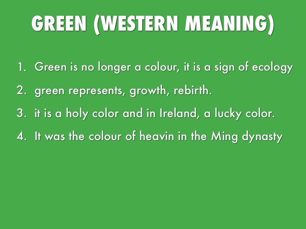 Colours by 17franj green western meaning biocorpaavc Images