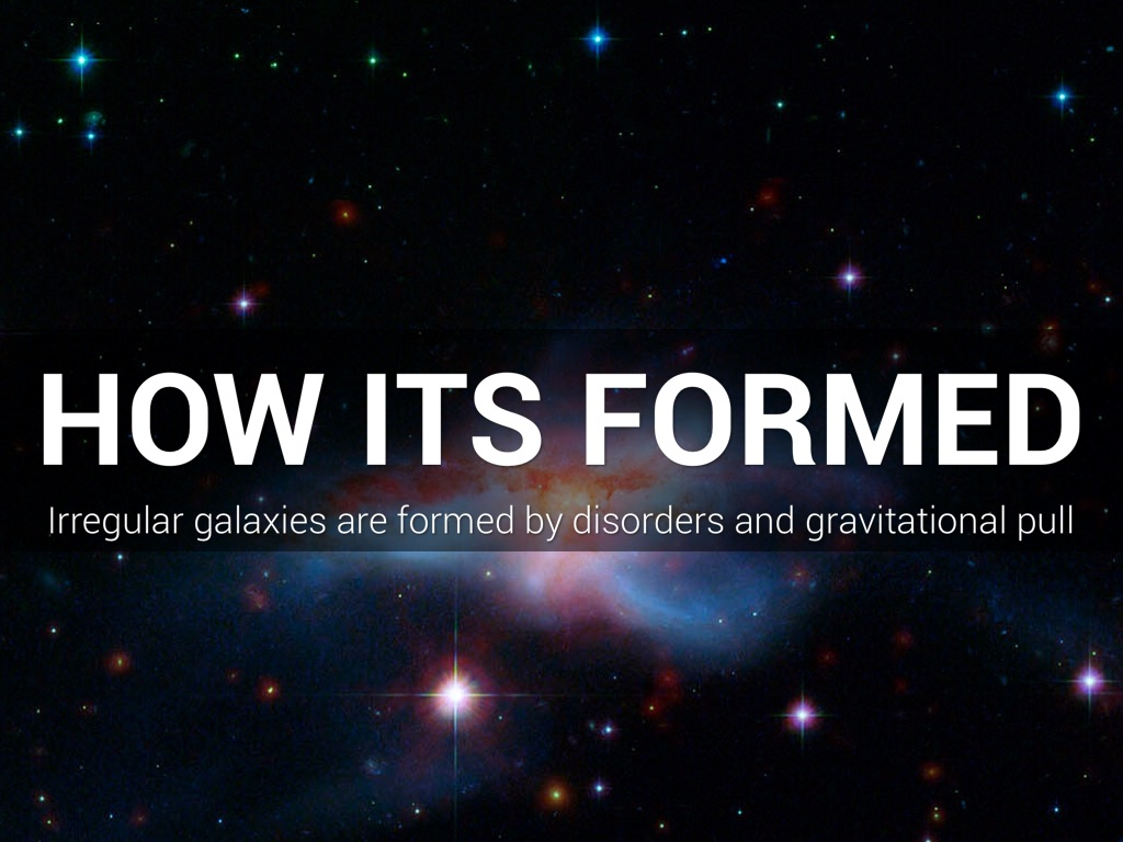 how galaxies are formed - HD1024×768