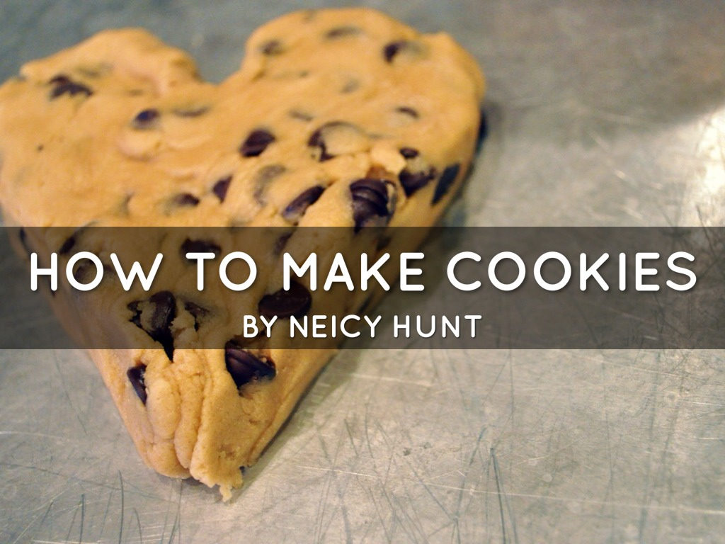 how to make 1 cookie