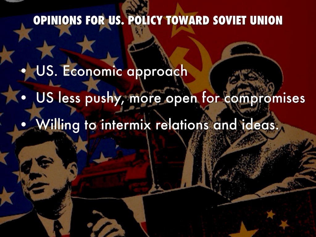 a description of the conflict between the united states and the soviet union The cuban missile crisis, october 1962  the cuban missile crisis of october 1962 was a direct and dangerous confrontation between the united states and the soviet union during the cold war and was the moment when the two superpowers came closest to nuclear conflict.