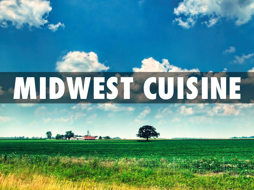 Midwest cuisine