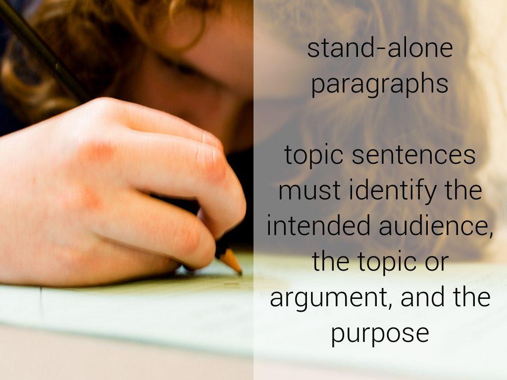 sentencing paper essay