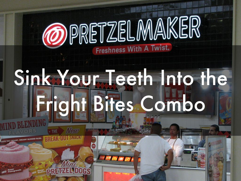 Sink Your Teeth Into the Fright Bites Combo