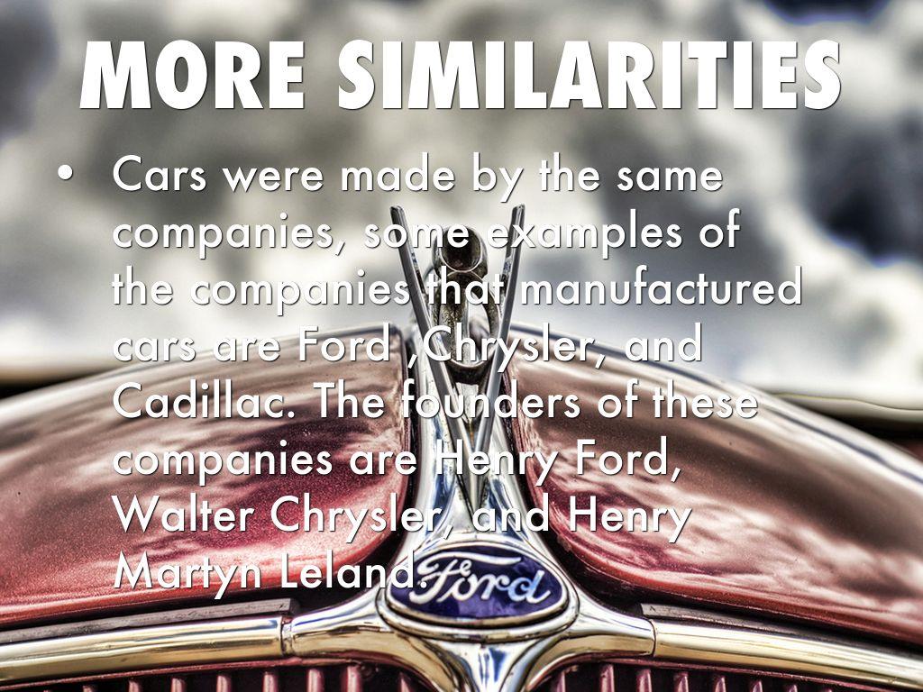 Copy of 1920\'s & 1930\'s Automobiles by Nolan Compton