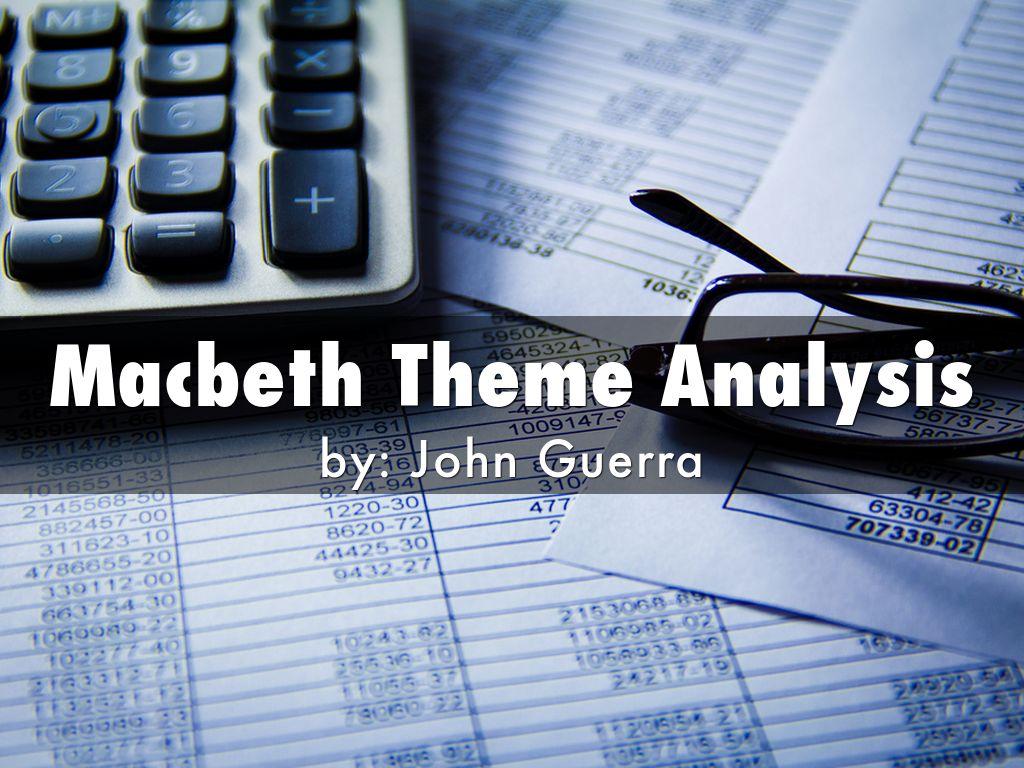 Macbeth blood theme essay