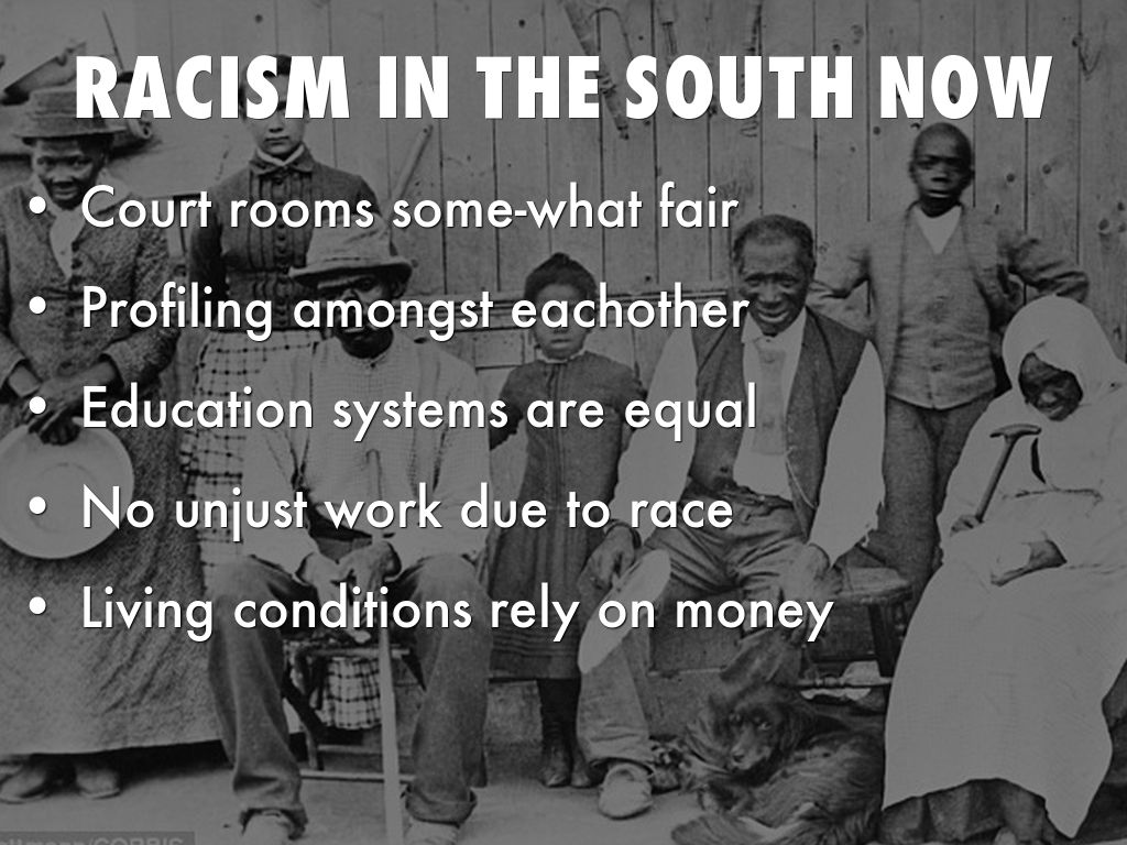 racism in our education system Unequal opportunity: race and education linda darling-hammond sunday,  the us educational system is one of the most unequal in the  listen to our podcast.