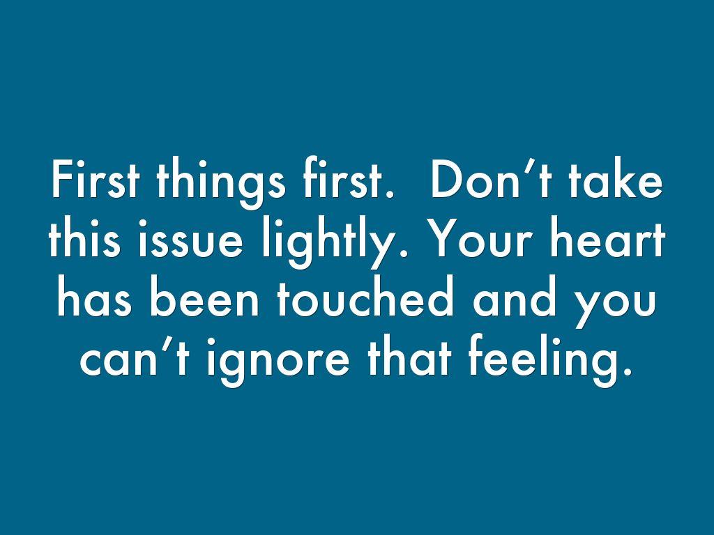 feelings for someone else