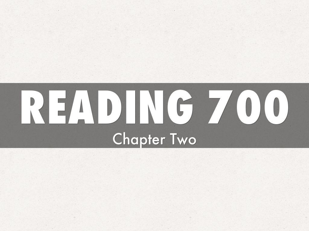 Reading 700