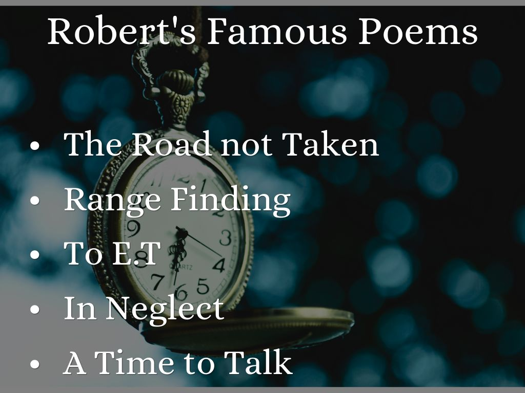 Robert Frost by shadowzero73
