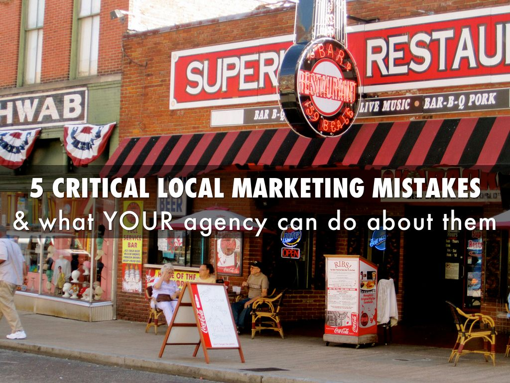 How to Rock Your Client's Local Marketing