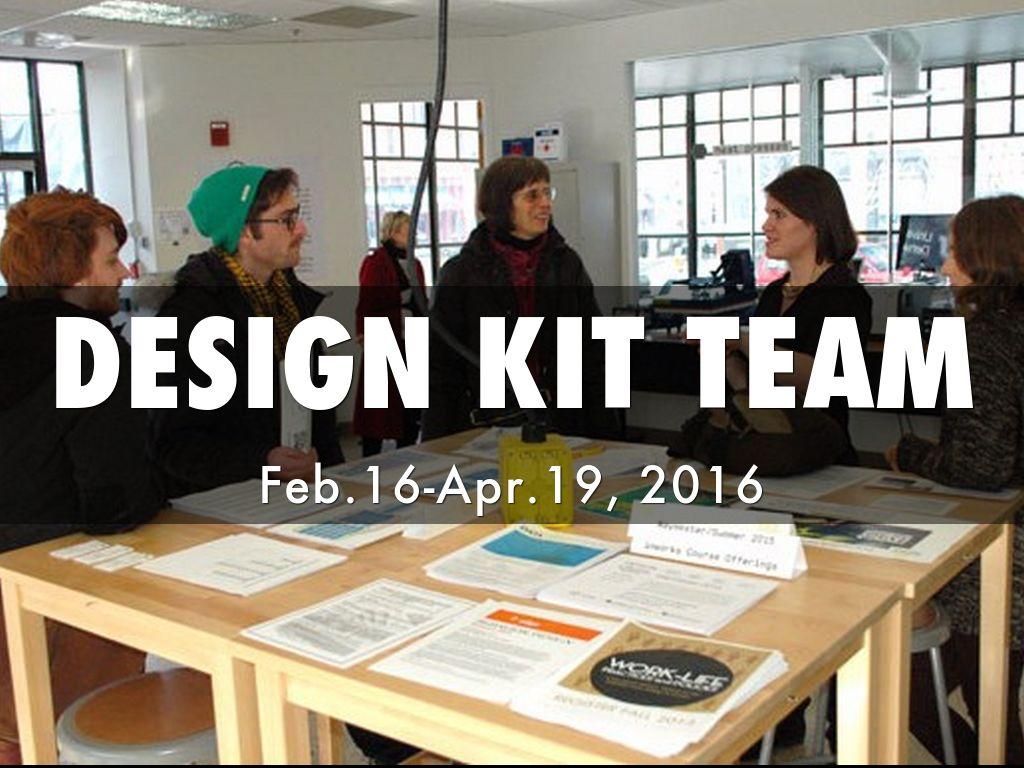 Inworks: Design Kit Team