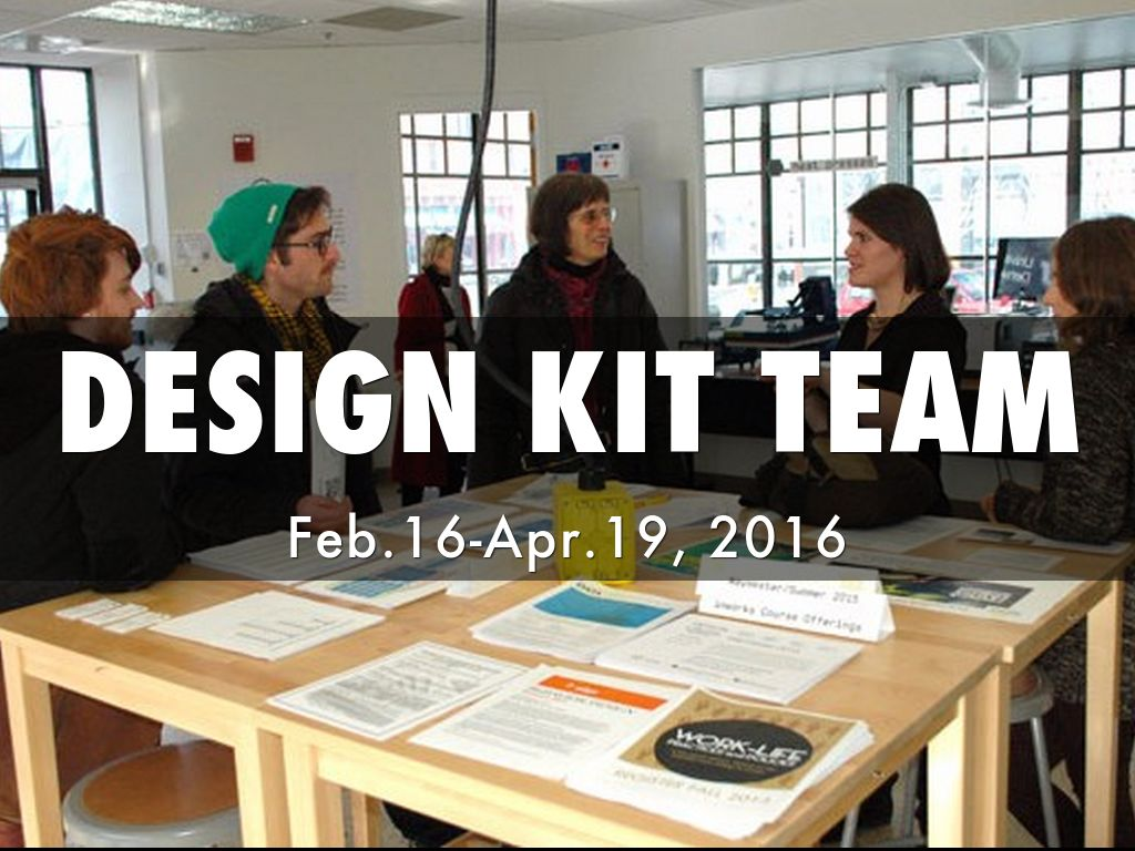 Inworks: Design Kit Team