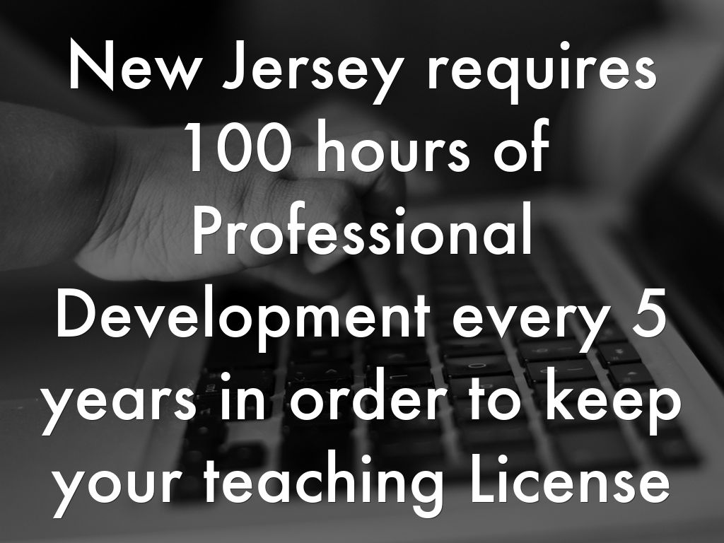 Awesome Collection Of New Jersey Teaching License Lookup With Free