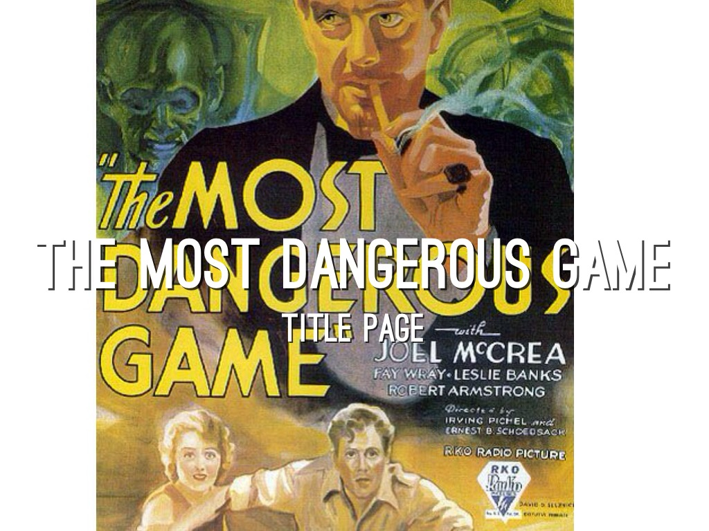the most dangerous game book report A list of all the characters in the most dangerous game the the most dangerous game characters covered include: sanger rainsford, general zaroff, whitney, ivan.