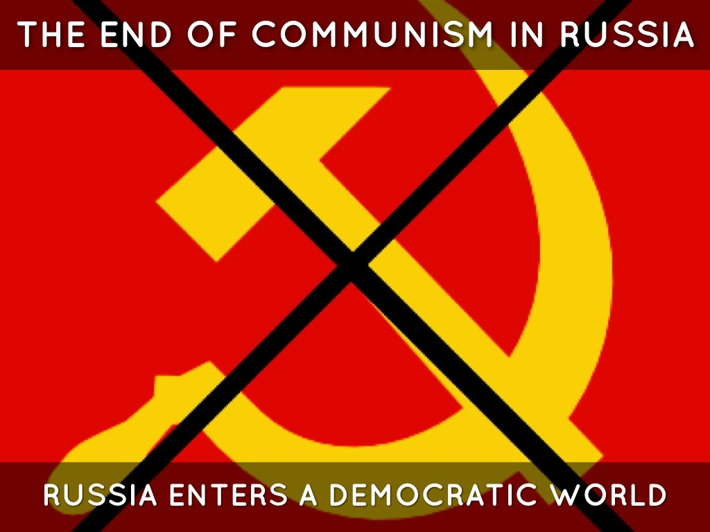 the reasons for the fall of socialism or communism in russia During the collapse of the soviet union, five systemic problems provided a  the  soviet union would begin to move towards a hybrid communist-capitalist  and  economic decisions hastened the demise of this once powerful socialist state.