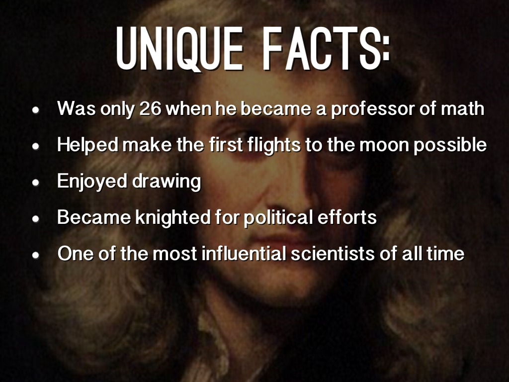the contribution of isaac newton to math and science Isaac newton: contributions to calculus  newton quickly developed a love for math and science,  isaac newton developed calculus so he could work with complex.