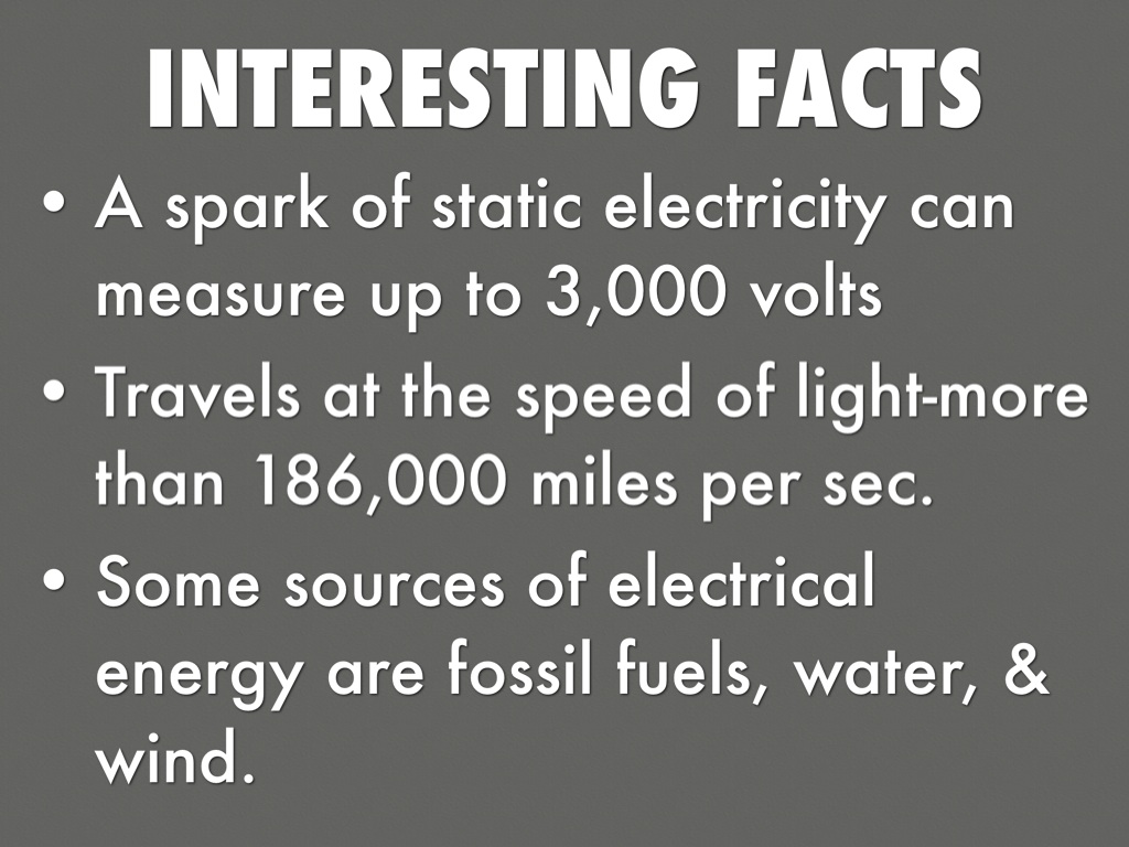 Shocking Facts About Electricity | Electrician Courses 4U |Electricity Fun