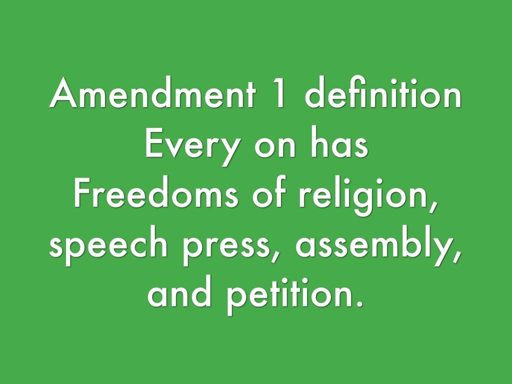 bill of rights by henry lamm