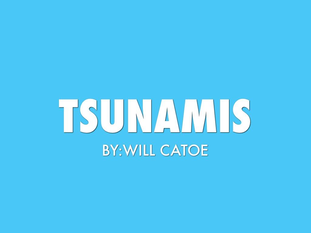 Tsnamis