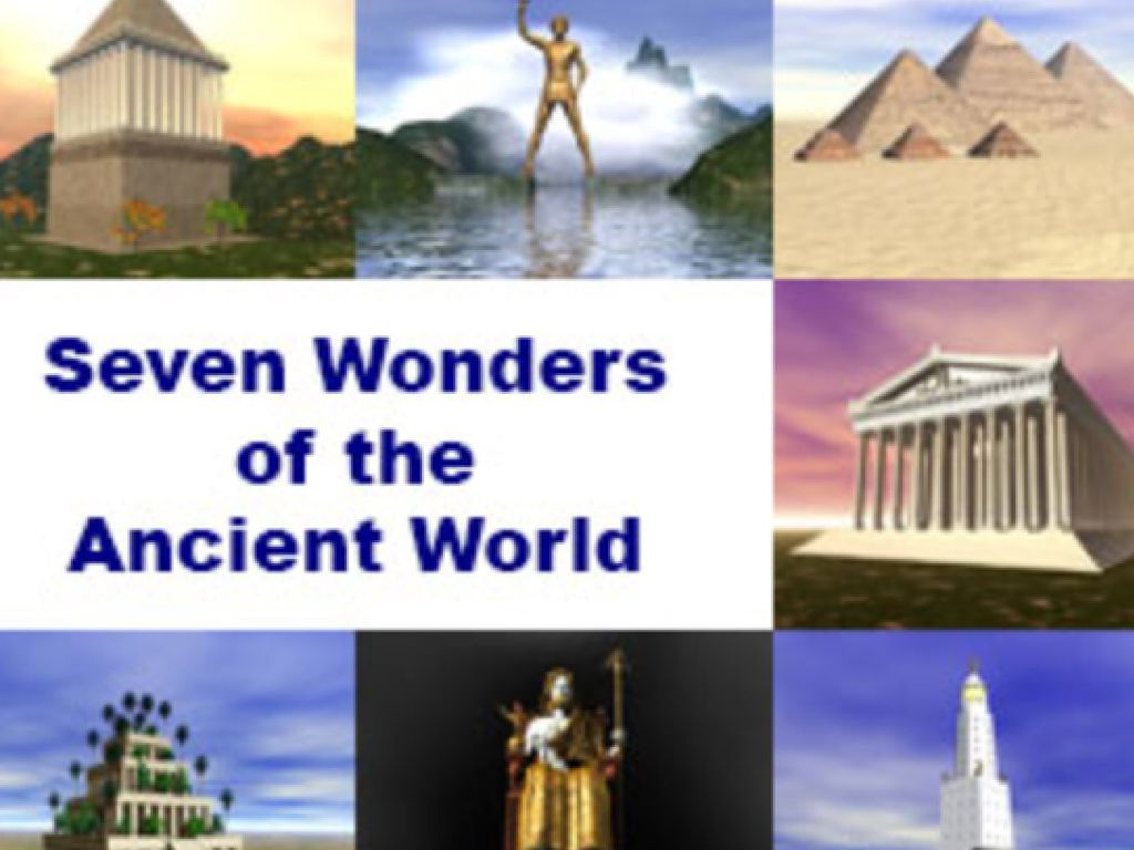 why i have choosen the topic seven wonders of the world The 7 wonders of the ancient world were chosen because peopletravelled to these places and considered them places that everyoneshould strive to see.