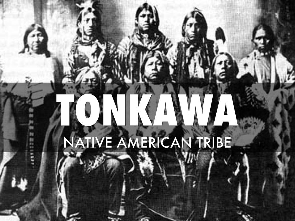 Tonkawa Tribe by Julia Waters