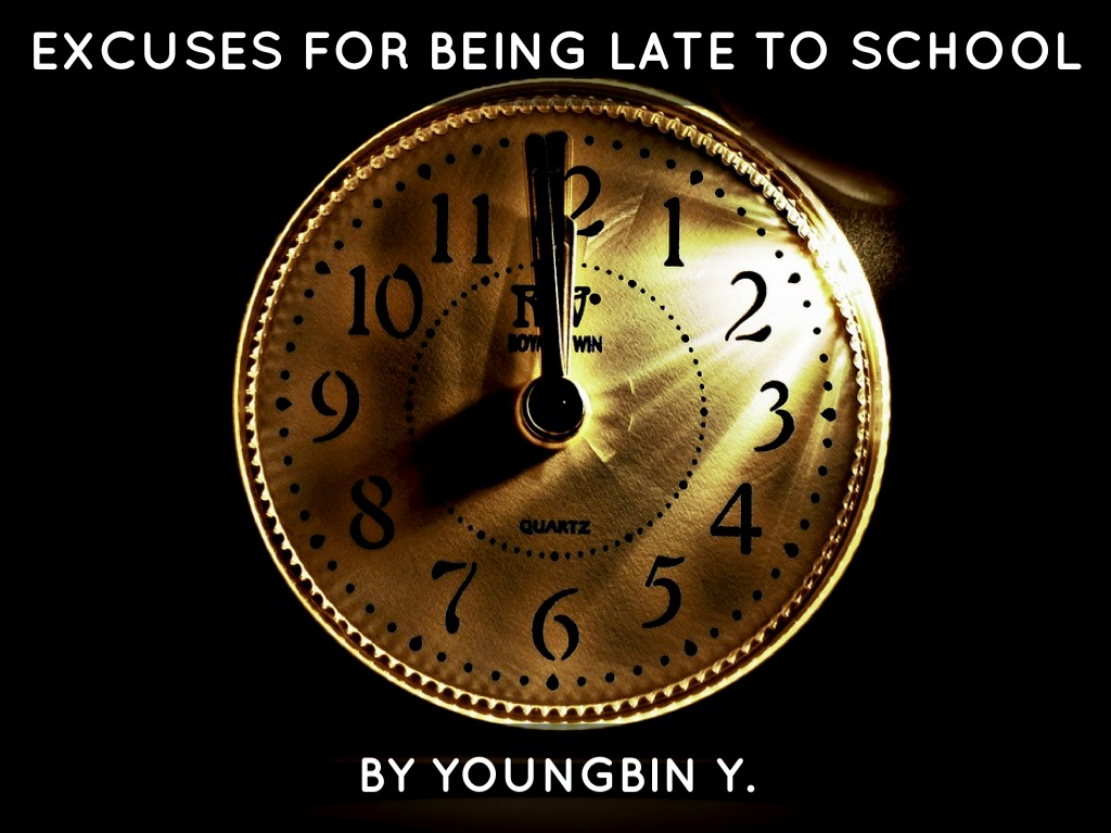 essay on being late But if we're being honest we have to admit that the problem of faculty who are  unaccountable to deadlines is an older problem than the current.