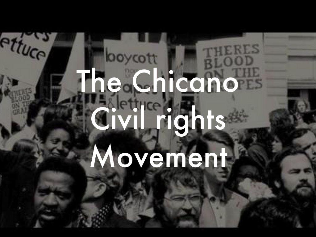 The Mexican American Civil Rights Movement