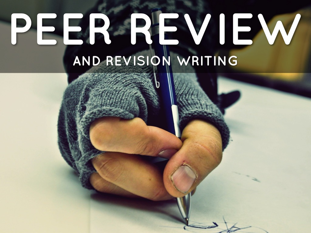 Peer Review & Revision Writing