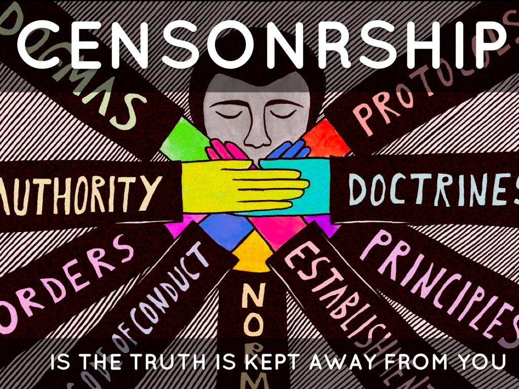 an argument against television content censorship by the government We have looked at many arguments for and against censorship and i believe people have to decide for themselves, whether censorship is beneficial or not after viewing the arguments, i personally believe that censorship is a myth.