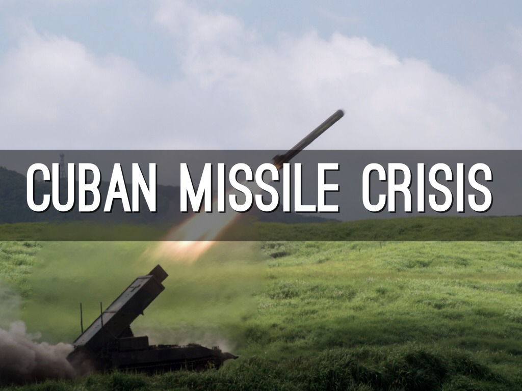 an analysis of cuban missile crisis Game theory and the cuban missile crisis by   of state dean rusk at the height of the cuban missile crisis in  of a game theoretic analysis,.