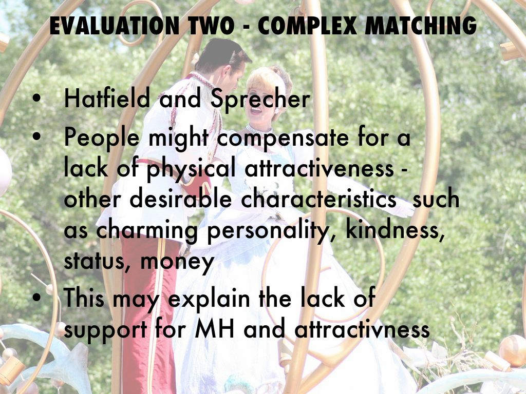 finkel and eastwick speed dating How to cite finkel, e j, eastwick, p w and matthews, j (2007), speed-dating as an invaluable tool for studying romantic attraction: a methodological primer.