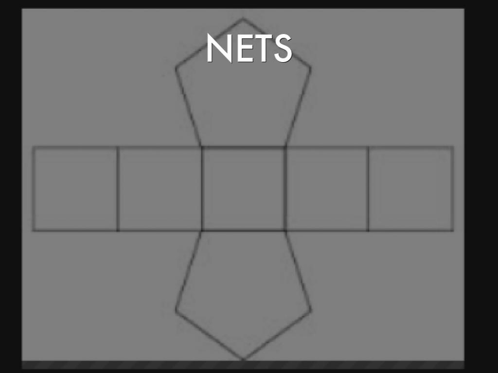 how to make pentagonal prism net